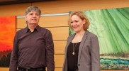Daniela Schwarz und Heinz-Jacob Spelmann