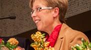 Frau Rubarth, Koordinatorin und Mitorganisatorin